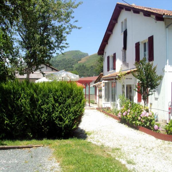 Vente appartements maisons et villas st jean pied de port st etienne de baigorry et environs - Maison a vendre saint jean pied de port ...